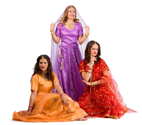 Trio Noaem: Bollywood Tanz